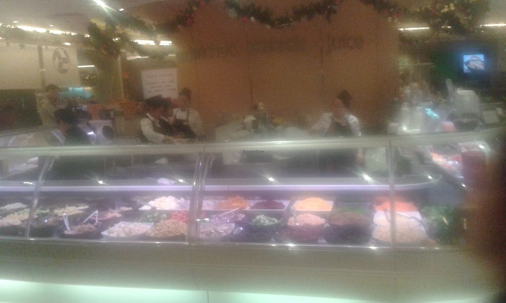 "Photo of Great Food Hall - Salad Bar  by <a href=""/members/profile/Stevie"">Stevie</a> <br/>2 <br/> December 11, 2015  - <a href='/contact/abuse/image/63691/127924'>Report</a>"