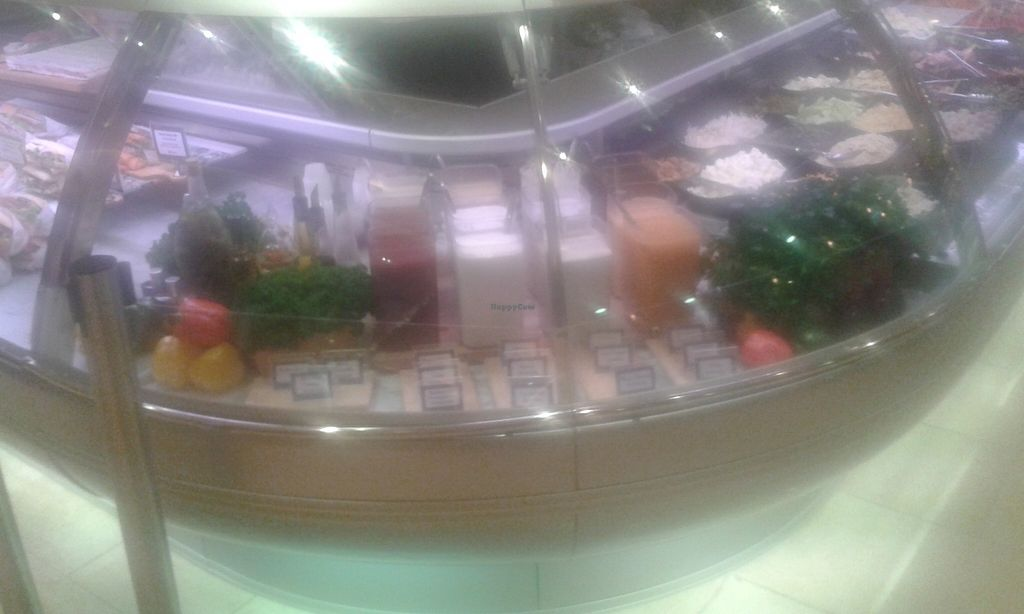 "Photo of Great Food Hall - Salad Bar  by <a href=""/members/profile/Stevie"">Stevie</a> <br/>7 <br/> December 11, 2015  - <a href='/contact/abuse/image/63691/127929'>Report</a>"