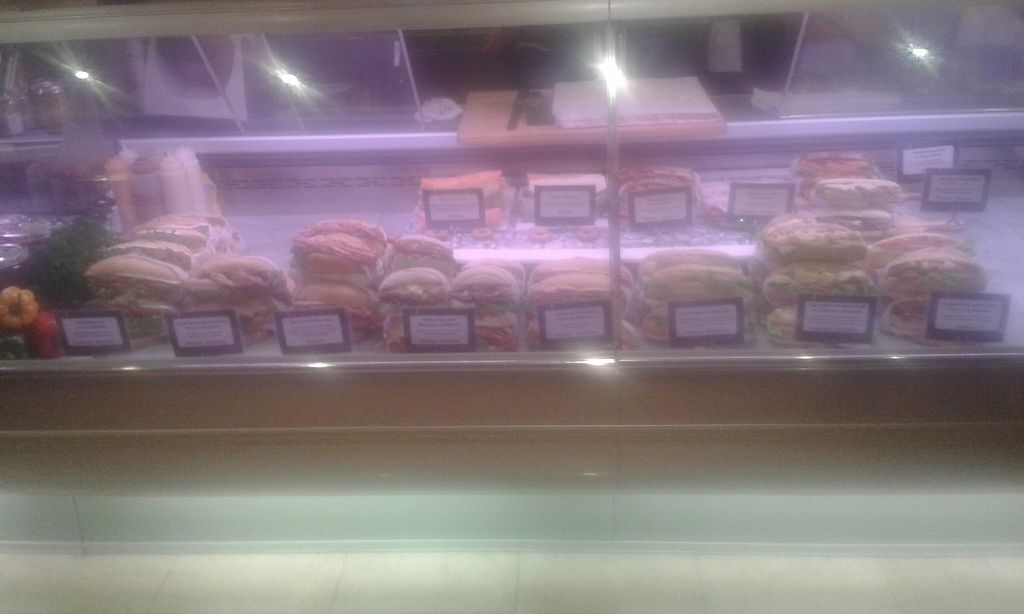 "Photo of Great Food Hall - Salad Bar  by <a href=""/members/profile/Stevie"">Stevie</a> <br/>8 <br/> December 11, 2015  - <a href='/contact/abuse/image/63691/127930'>Report</a>"