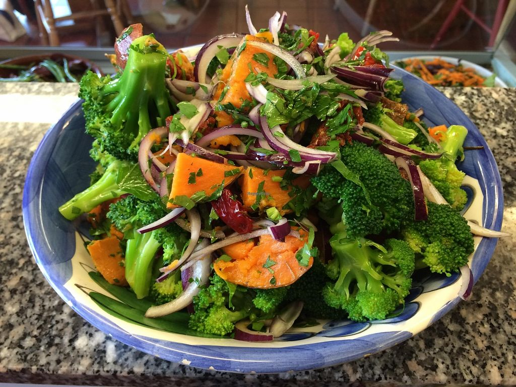 """Photo of The Wallflower Cafe  by <a href=""""/members/profile/Love%20to%20munch"""">Love to munch</a> <br/>Butternut squash supersalad  <br/> September 23, 2015  - <a href='/contact/abuse/image/63719/118822'>Report</a>"""