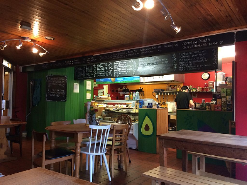 """Photo of The Wallflower Cafe  by <a href=""""/members/profile/Love%20to%20munch"""">Love to munch</a> <br/>Cafè and open kitchen :)  <br/> November 23, 2016  - <a href='/contact/abuse/image/63719/193640'>Report</a>"""