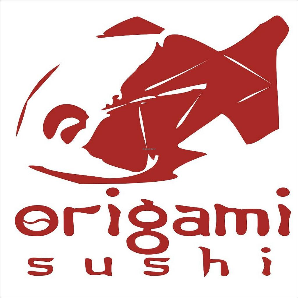 """Photo of Origami Sushi  by <a href=""""/members/profile/community"""">community</a> <br/>Origami Sushi logo  <br/> October 3, 2015  - <a href='/contact/abuse/image/63726/120114'>Report</a>"""