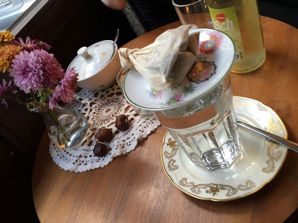 """Photo of Cafe Herzstück  by <a href=""""/members/profile/marky_mark"""">marky_mark</a> <br/>tea & lemonade time <br/> October 23, 2015  - <a href='/contact/abuse/image/63730/122316'>Report</a>"""