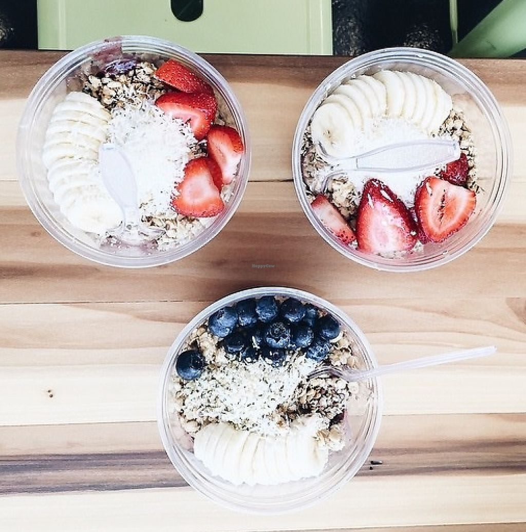 """Photo of The Bowl - Pine Ridge Rd  by <a href=""""/members/profile/thebowl"""">thebowl</a> <br/>Key West and AB&J Açai Bowls! <br/> September 28, 2015  - <a href='/contact/abuse/image/63743/196874'>Report</a>"""