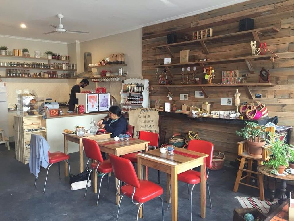 """Photo of CLOSED: From the Art Ethical Handicrafts and Cafe  by <a href=""""/members/profile/fromtheart"""">fromtheart</a> <br/>Photo of the artsy interior <br/> September 28, 2015  - <a href='/contact/abuse/image/63760/119498'>Report</a>"""