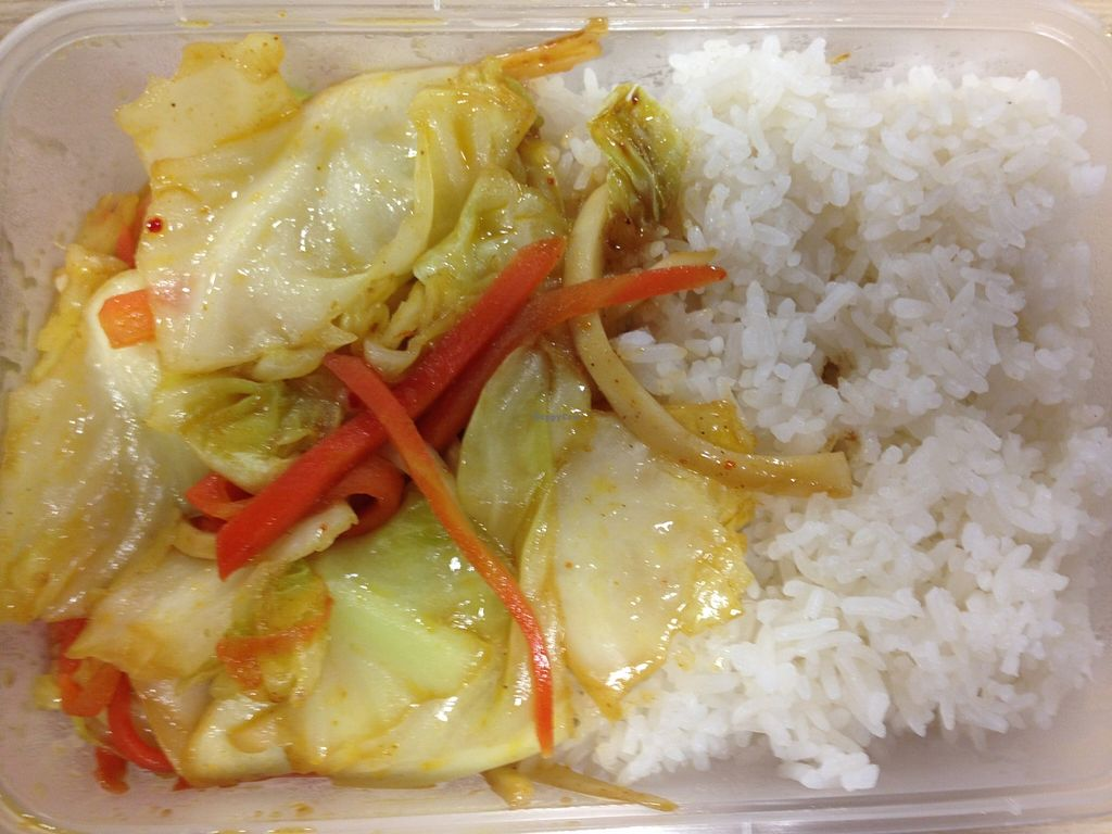 "Photo of Go Veggie Express - Lok Fu  by <a href=""/members/profile/Stevie"">Stevie</a> <br/>8 <br/> December 20, 2015  - <a href='/contact/abuse/image/63781/129248'>Report</a>"