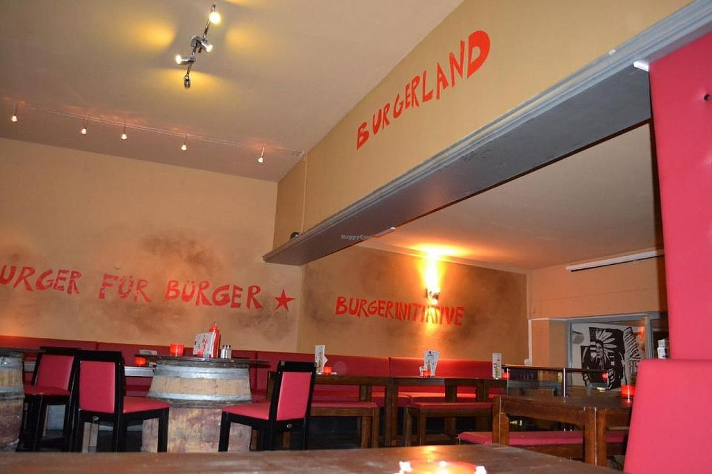 """Photo of Homeburgers  by <a href=""""/members/profile/community"""">community</a> <br/>Inside Homeburgers  <br/> October 6, 2015  - <a href='/contact/abuse/image/63863/120483'>Report</a>"""