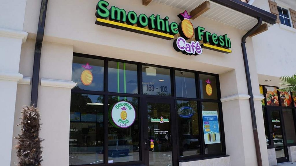 """Photo of Smoothie Fresh Cafe  by <a href=""""/members/profile/beachdoxies"""">beachdoxies</a> <br/>Smoothie Fresh Cafe exterior <br/> September 25, 2015  - <a href='/contact/abuse/image/63872/119050'>Report</a>"""