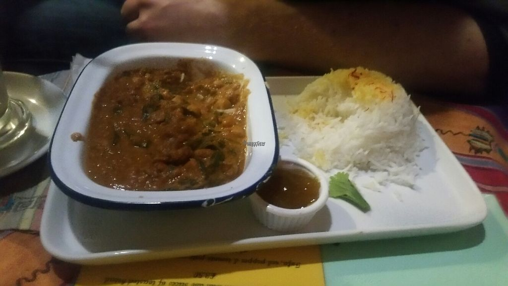 """Photo of Cafe Shanti  by <a href=""""/members/profile/KatieBatty"""">KatieBatty</a> <br/>Vegan dhal  <br/> February 13, 2017  - <a href='/contact/abuse/image/63874/226226'>Report</a>"""