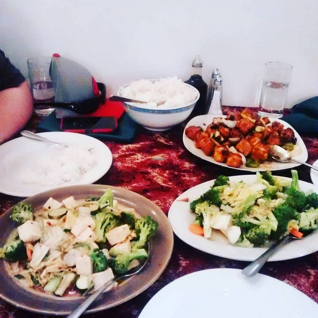 """Photo of Cheelin  by <a href=""""/members/profile/QuothTheRaven"""">QuothTheRaven</a> <br/>Vegan meal <br/> September 26, 2015  - <a href='/contact/abuse/image/63883/119236'>Report</a>"""