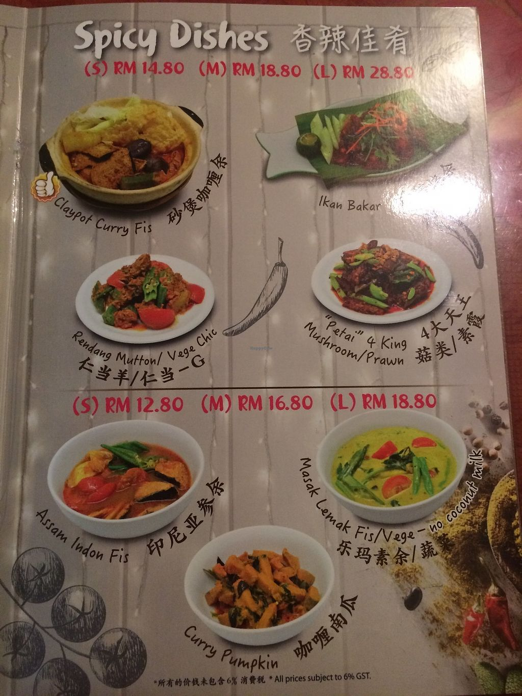 "Photo of Kampung Vege  by <a href=""/members/profile/LaurenceMontreuil"">LaurenceMontreuil</a> <br/>menu <br/> March 12, 2018  - <a href='/contact/abuse/image/63899/369593'>Report</a>"