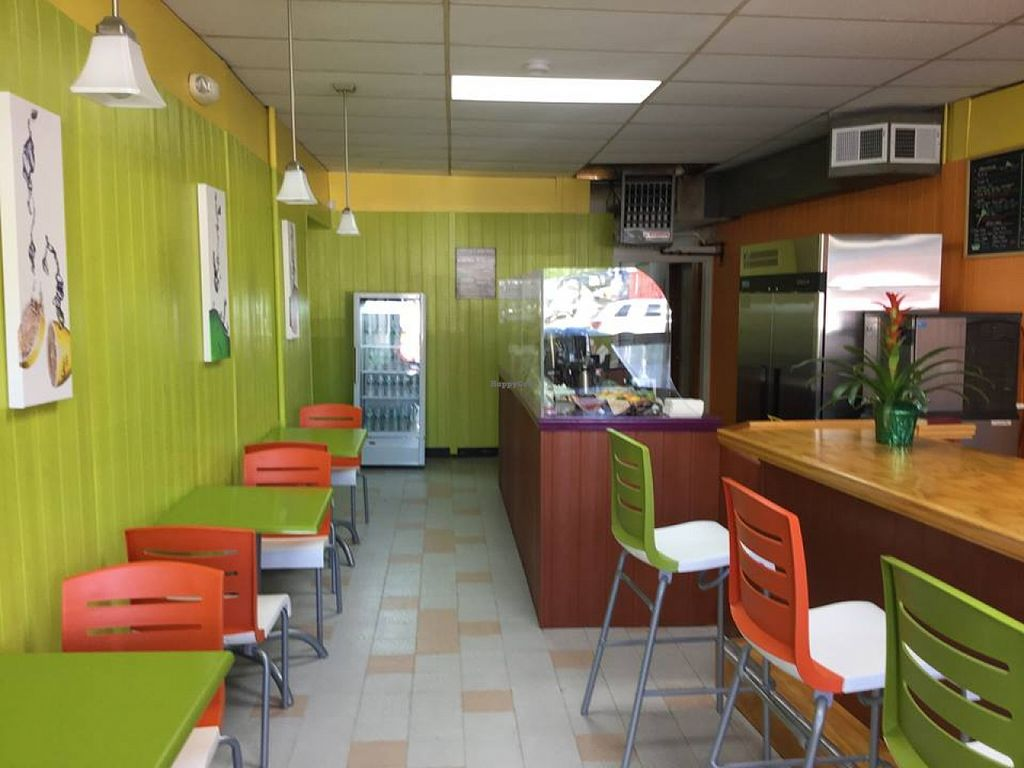 """Photo of Fragrant Basil Juice Cafe  by <a href=""""/members/profile/community"""">community</a> <br/>Fragrant Basil Juice Cafe <br/> October 3, 2015  - <a href='/contact/abuse/image/63913/120098'>Report</a>"""