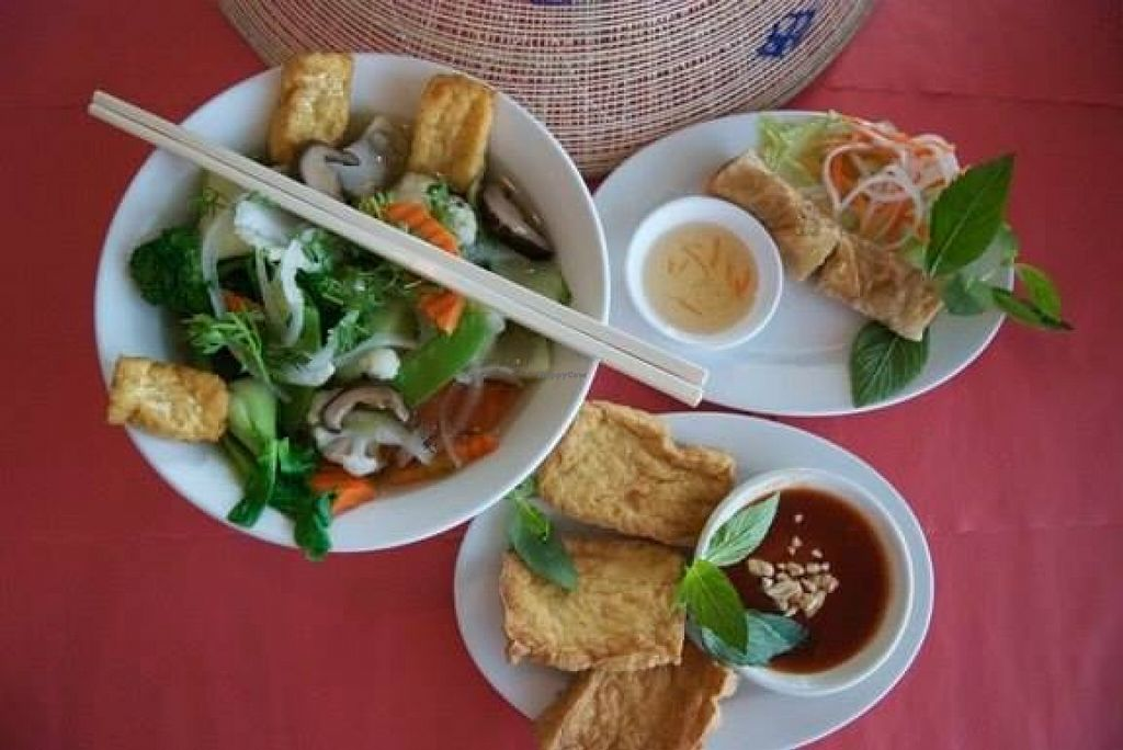 "Photo of Xuan Saigon  by <a href=""/members/profile/Alysoun%20Mahoney"">Alysoun Mahoney</a> <br/>Vegetarian lunch special <br/> September 26, 2015  - <a href='/contact/abuse/image/63935/119249'>Report</a>"