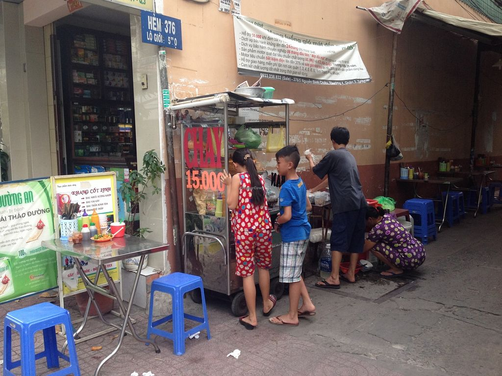 """Photo of CLOSED: Chay Food Stall  by <a href=""""/members/profile/Stevie"""">Stevie</a> <br/>1 <br/> September 27, 2015  - <a href='/contact/abuse/image/63948/119350'>Report</a>"""