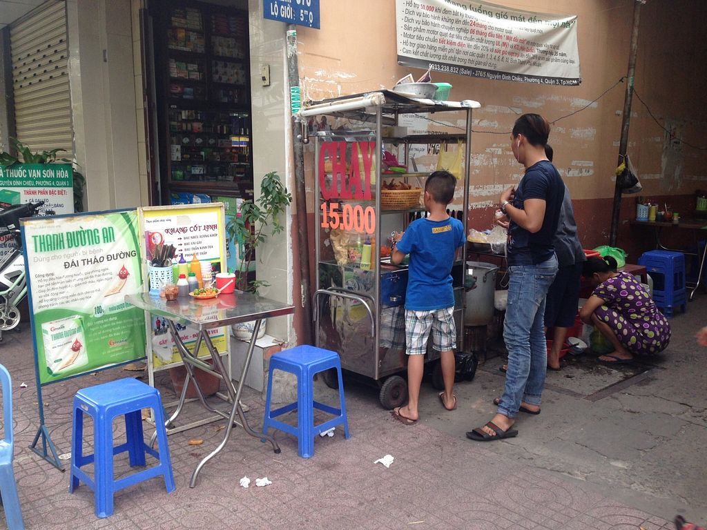 """Photo of CLOSED: Chay Food Stall  by <a href=""""/members/profile/Stevie"""">Stevie</a> <br/>3 <br/> September 27, 2015  - <a href='/contact/abuse/image/63948/119352'>Report</a>"""