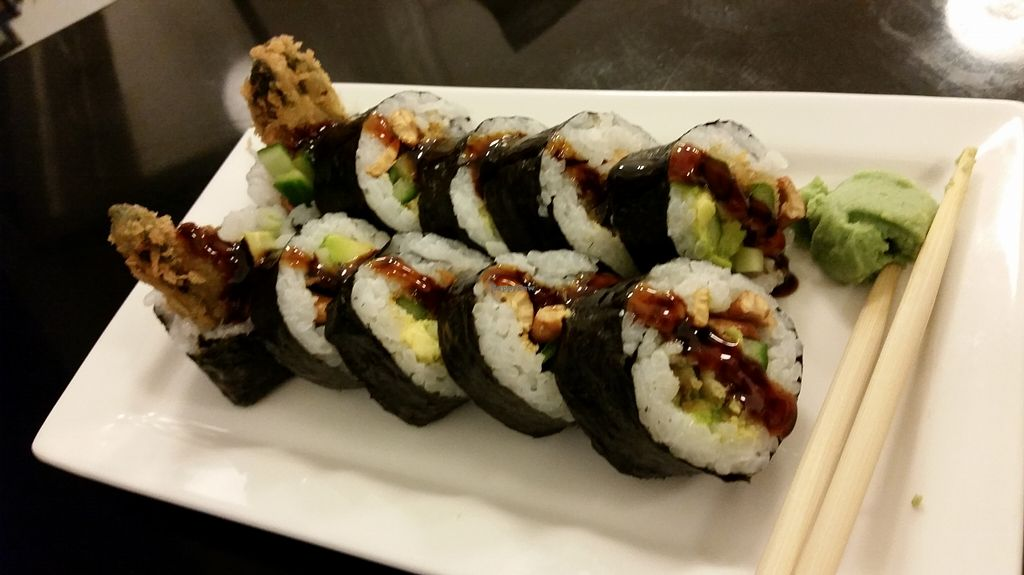 "Photo of Nabo Sushi and Wok  by <a href=""/members/profile/konlish"">konlish</a> <br/>sushi <br/> September 27, 2015  - <a href='/contact/abuse/image/63949/119398'>Report</a>"
