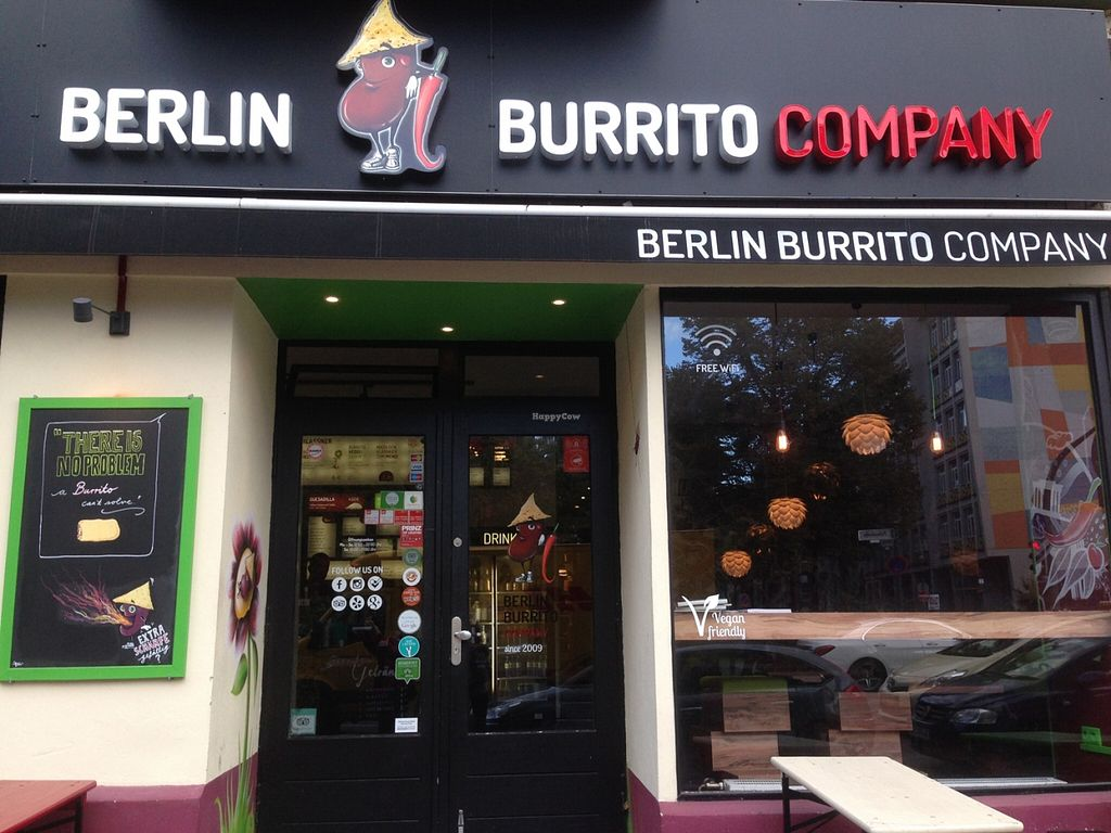 "Photo of Berlin Burrito Company  by <a href=""/members/profile/oleiah"">oleiah</a> <br/>The front door at Berlin Burrito Company at the Schöneberg neighborhood location <br/> September 27, 2015  - <a href='/contact/abuse/image/63958/119363'>Report</a>"