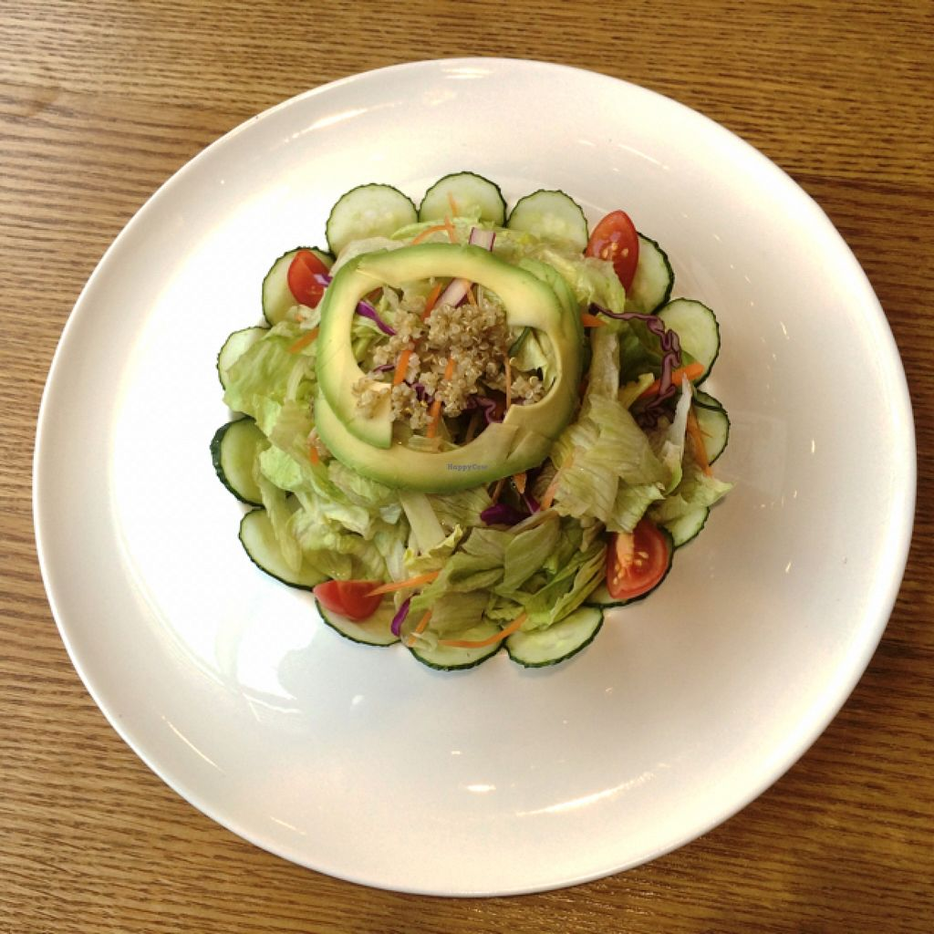 "Photo of The Buddha Tree  by <a href=""/members/profile/Tianci"">Tianci</a> <br/>Avocado Quinoa Salad  <br/> October 22, 2015  - <a href='/contact/abuse/image/63989/122251'>Report</a>"