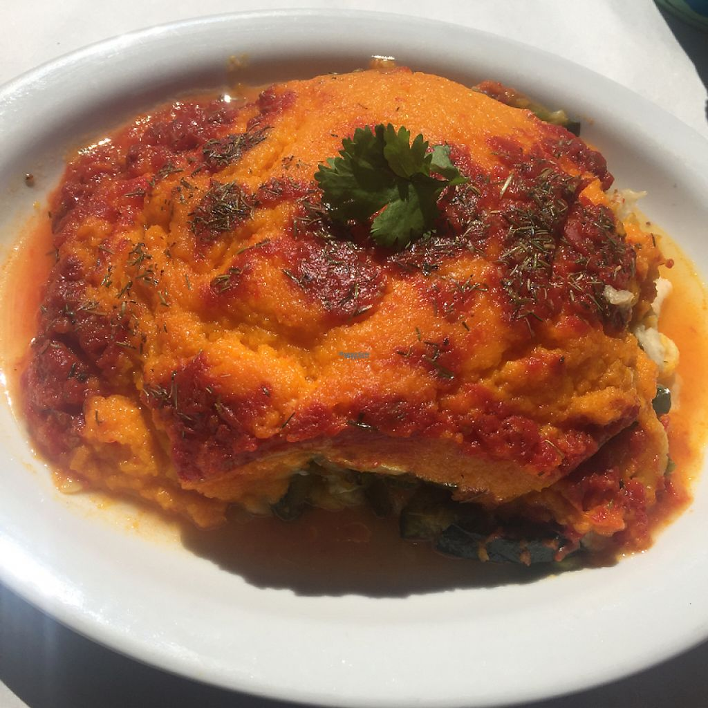 "Photo of Viveverde  by <a href=""/members/profile/Lozcriston"">Lozcriston</a> <br/>vegan lasagna  <br/> March 24, 2017  - <a href='/contact/abuse/image/63990/240251'>Report</a>"