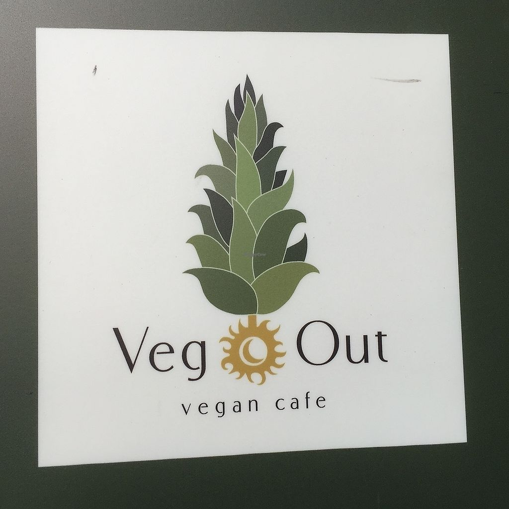 "Photo of Veg Out  by <a href=""/members/profile/giruja"">giruja</a> <br/>Veg Out vegan cafe~ <br/> March 20, 2018  - <a href='/contact/abuse/image/63991/373275'>Report</a>"