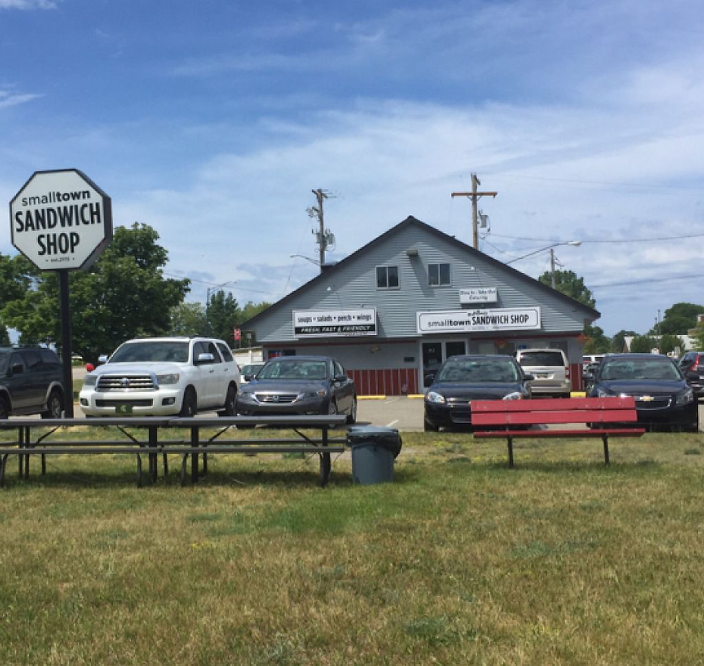 "Photo of Small Town Sandwich Shop  by <a href=""/members/profile/Swansonbuns"">Swansonbuns</a> <br/>Sandwich Shop <br/> July 6, 2016  - <a href='/contact/abuse/image/63999/204794'>Report</a>"