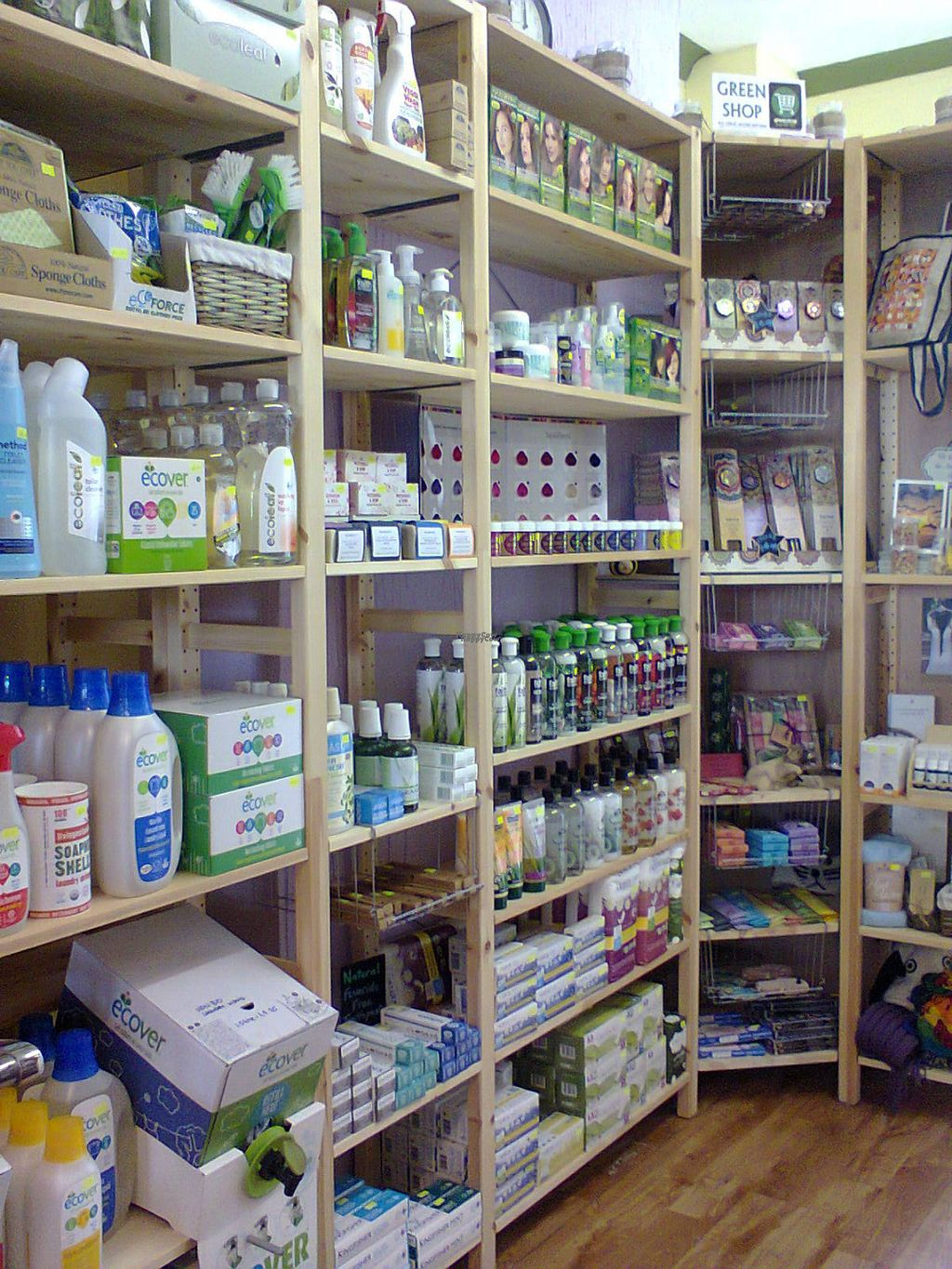 """Photo of CLOSED: Hornett Wholefoods  by <a href=""""/members/profile/JonathanHornett"""">JonathanHornett</a> <br/>Our Green Shop - ethical, eco, recycled and refill <br/> September 24, 2016  - <a href='/contact/abuse/image/64000/177714'>Report</a>"""