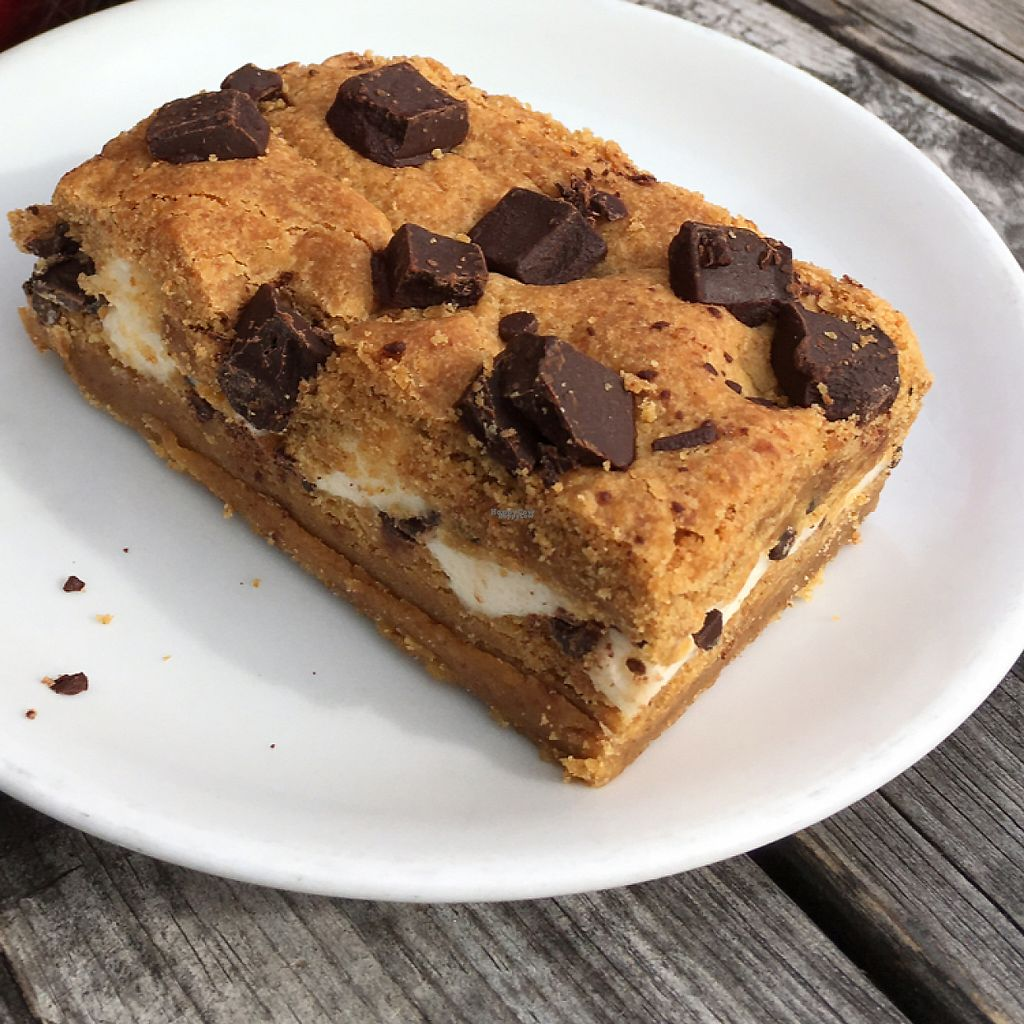 """Photo of Valhalla Bakery - Market on South  by <a href=""""/members/profile/KWdaddio"""">KWdaddio</a> <br/>s mores bar vegan <br/> December 30, 2016  - <a href='/contact/abuse/image/64002/206264'>Report</a>"""