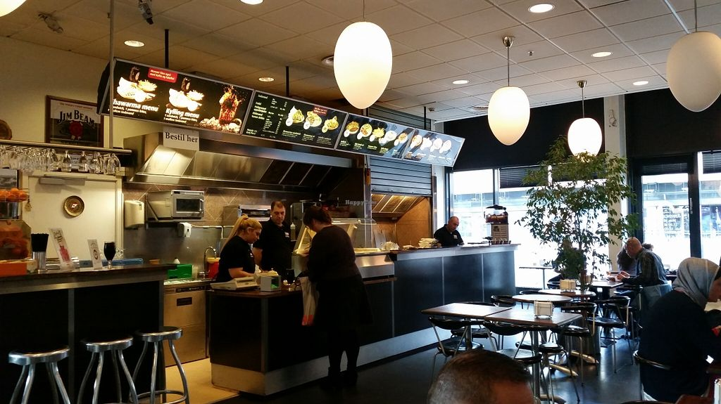 """Photo of Lyngby Shawarma House  by <a href=""""/members/profile/konlish"""">konlish</a> <br/>Inside <br/> September 29, 2015  - <a href='/contact/abuse/image/64005/119548'>Report</a>"""