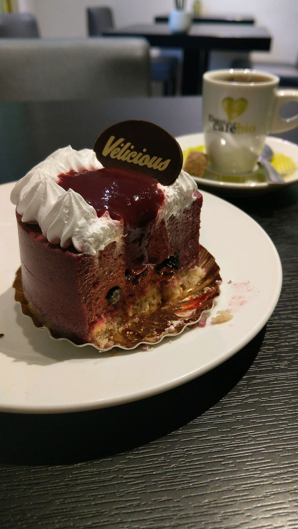 "Photo of Velicious  by <a href=""/members/profile/Fedi."">Fedi.</a> <br/>Entremets au fruits rouge <br/> February 15, 2018  - <a href='/contact/abuse/image/64013/359683'>Report</a>"