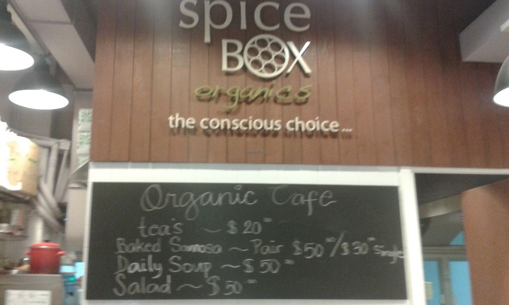 """Photo of Spicebox Organics - Caine Rd  by <a href=""""/members/profile/Stevie"""">Stevie</a> <br/>1 <br/> September 29, 2015  - <a href='/contact/abuse/image/64014/119606'>Report</a>"""