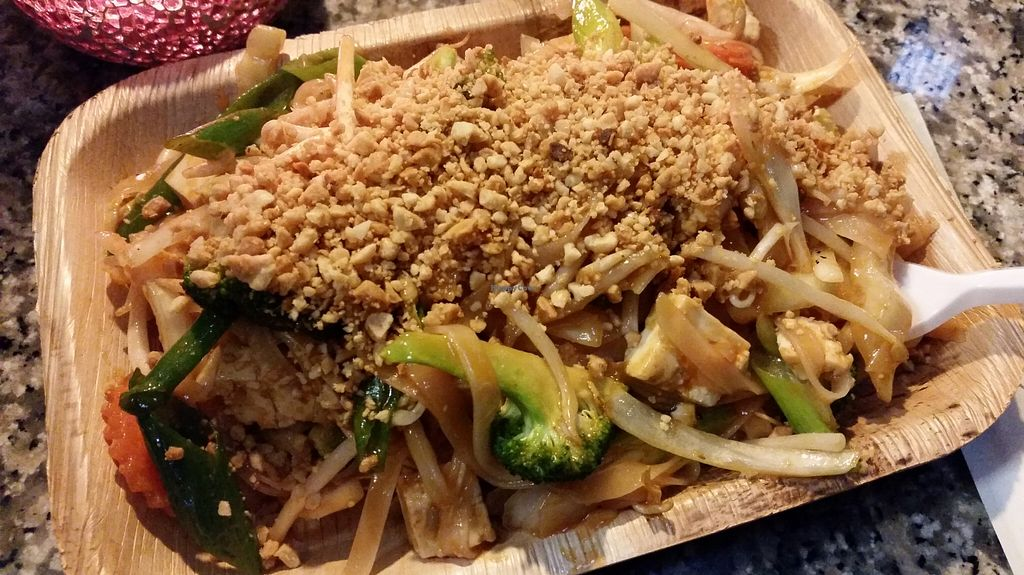 """Photo of CLOSED: Copenhagen Street Food - Food Hall  by <a href=""""/members/profile/konlish"""">konlish</a> <br/>OK Thai tofu veg <br/> September 29, 2015  - <a href='/contact/abuse/image/64018/119558'>Report</a>"""