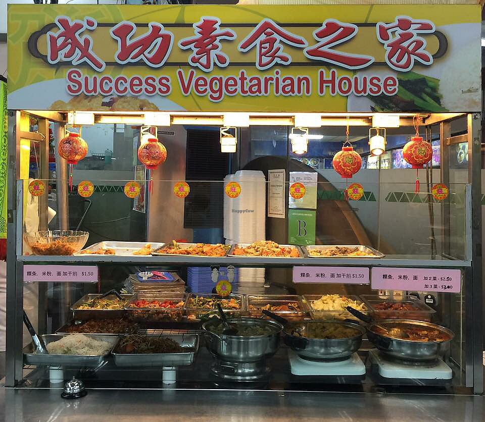 """Photo of Success Vegetarian House Stall  by <a href=""""/members/profile/VeggieTemptation"""">VeggieTemptation</a> <br/> ☆ More vegan recipes and eateries at www.veggieTemptation.blogspot.sg.  Facebook: veggietemptation <br/> March 4, 2018  - <a href='/contact/abuse/image/64023/366667'>Report</a>"""