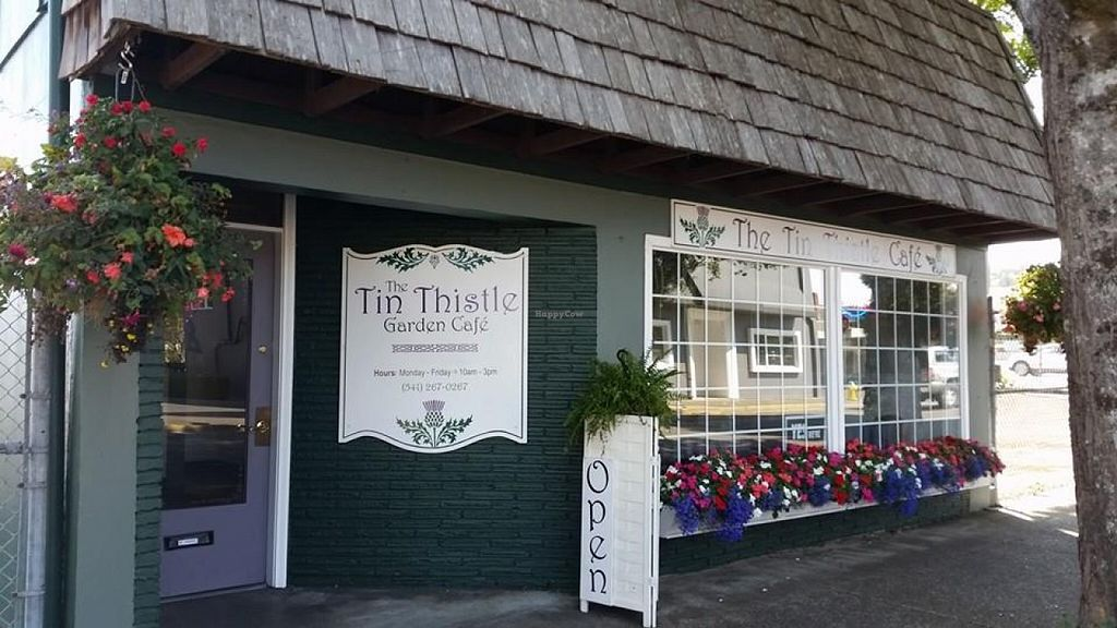 "Photo of The Tin Thistle Garden Cafe  by <a href=""/members/profile/community"">community</a> <br/>The Tin Thistle Garden Cafe <br/> September 29, 2015  - <a href='/contact/abuse/image/64031/119582'>Report</a>"