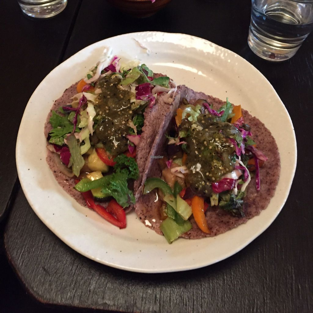 "Photo of La Boca Loca  by <a href=""/members/profile/vegies28"">vegies28</a> <br/>Vegan burritos <br/> January 30, 2017  - <a href='/contact/abuse/image/64036/219494'>Report</a>"