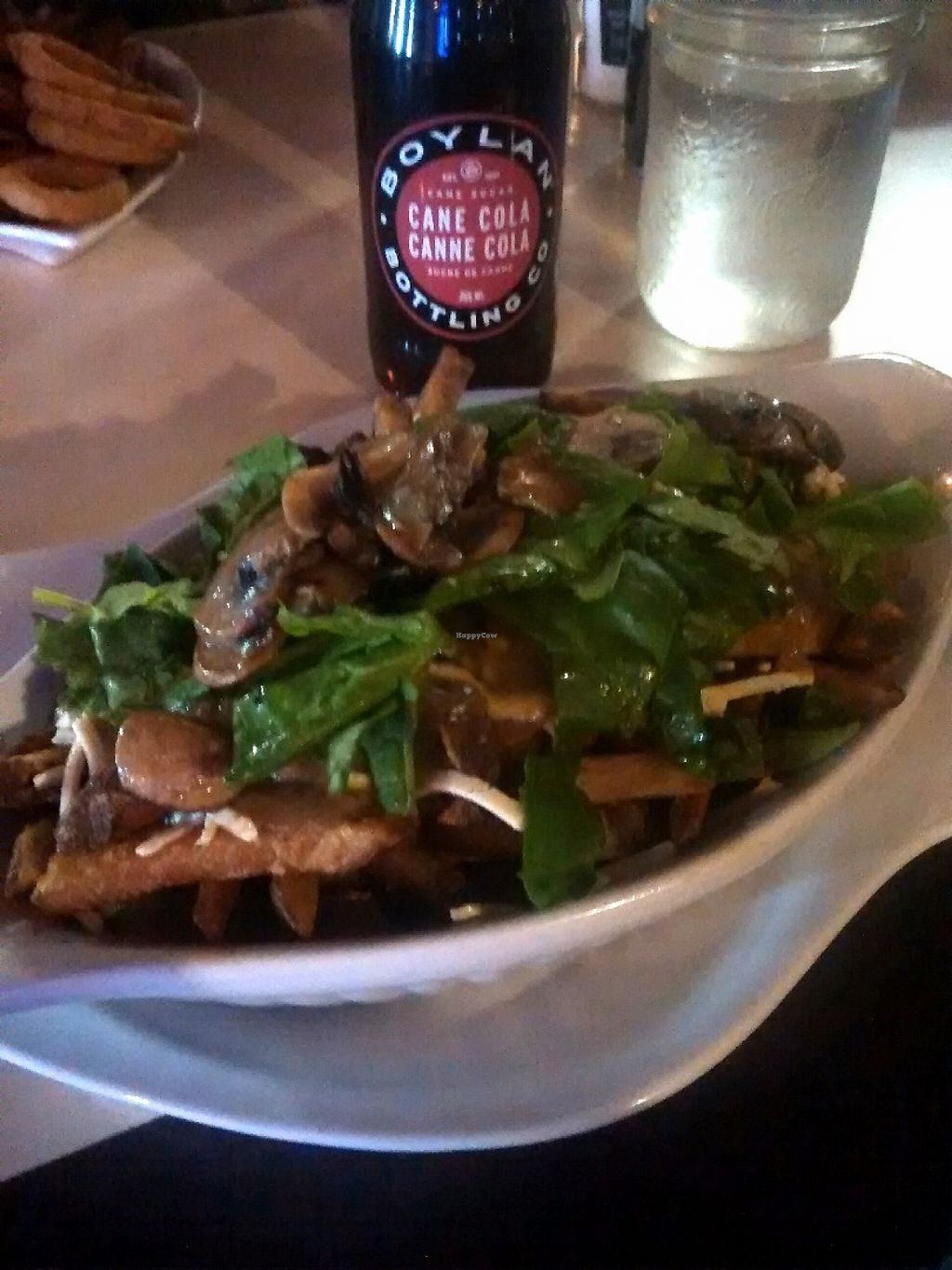 """Photo of CLOSED: The Gr8ful Spud  by <a href=""""/members/profile/QuothTheRaven"""">QuothTheRaven</a> <br/>Vegan poutine  <br/> June 15, 2016  - <a href='/contact/abuse/image/64097/153967'>Report</a>"""