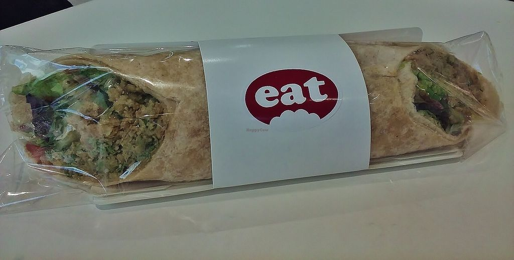 """Photo of CLOSED: Eat  by <a href=""""/members/profile/verbosity"""">verbosity</a> <br/>Falafel Salad Wrap <br/> October 3, 2015  - <a href='/contact/abuse/image/64101/120113'>Report</a>"""