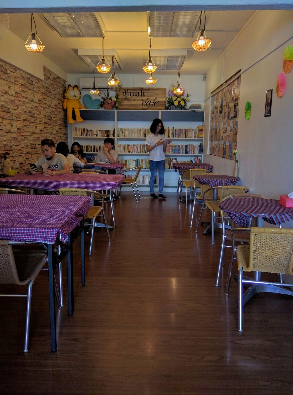 """Photo of Book Cafe  by <a href=""""/members/profile/Summer_Tan"""">Summer_Tan</a> <br/>Inside the warm and cosy cafe <br/> January 27, 2018  - <a href='/contact/abuse/image/64126/351518'>Report</a>"""