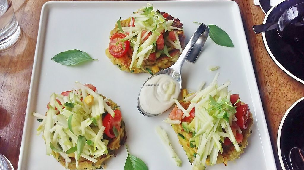 """Photo of V Series  by <a href=""""/members/profile/verbosity"""">verbosity</a> <br/>Sweet corn & Zucchini hotcakes <br/> November 22, 2015  - <a href='/contact/abuse/image/64133/125768'>Report</a>"""