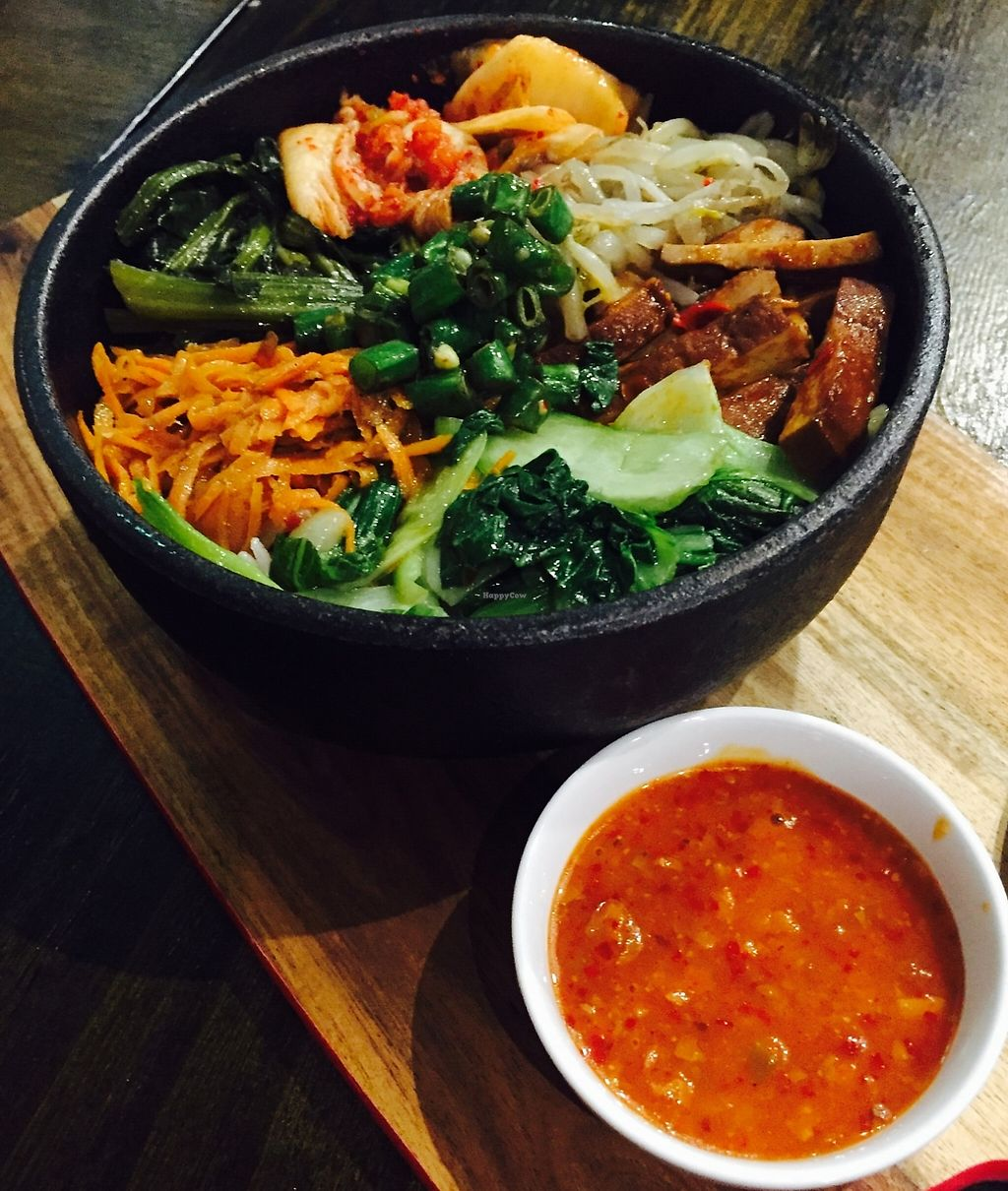 """Photo of Vegeme  by <a href=""""/members/profile/karlaess"""">karlaess</a> <br/>Bibimbap <br/> May 14, 2016  - <a href='/contact/abuse/image/64155/251825'>Report</a>"""