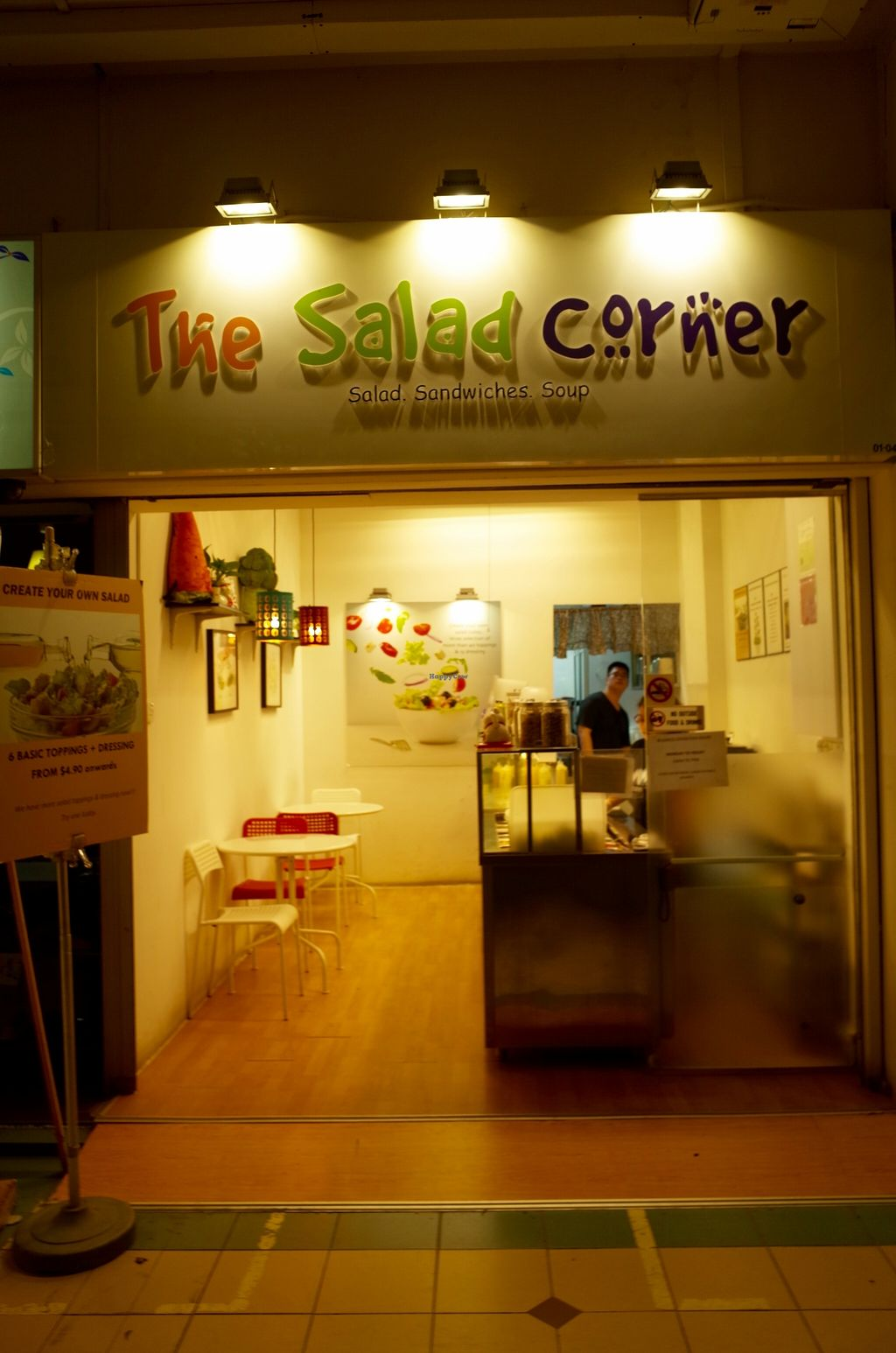 "Photo of The Salad Corner - Tanjong Pagar Plaza  by <a href=""/members/profile/ouikouik"">ouikouik</a> <br/>The Salad Corner - Tanjong Pagar Plaza  <br/> October 7, 2015  - <a href='/contact/abuse/image/64179/120597'>Report</a>"