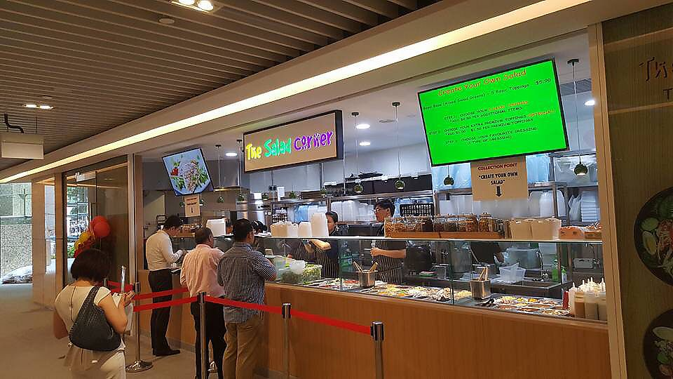 """Photo of The Salad Corner - GSH Plaza  by <a href=""""/members/profile/CherylQuincy"""">CherylQuincy</a> <br/>Shop front <br/> March 22, 2018  - <a href='/contact/abuse/image/64181/374321'>Report</a>"""