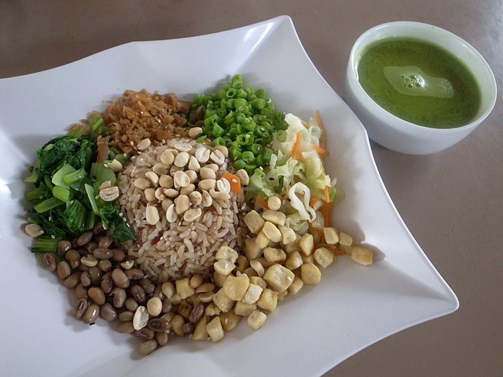 """Photo of Living Wholesome  by <a href=""""/members/profile/ouikouik"""">ouikouik</a> <br/>thunder tea rice <br/> October 7, 2015  - <a href='/contact/abuse/image/64188/120567'>Report</a>"""