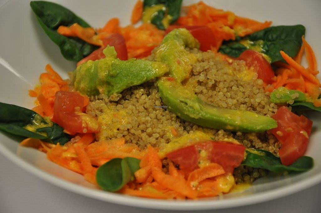 """Photo of Mon Jardin Secret  by <a href=""""/members/profile/community"""">community</a> <br/>couscous salad  <br/> October 18, 2015  - <a href='/contact/abuse/image/64197/121806'>Report</a>"""