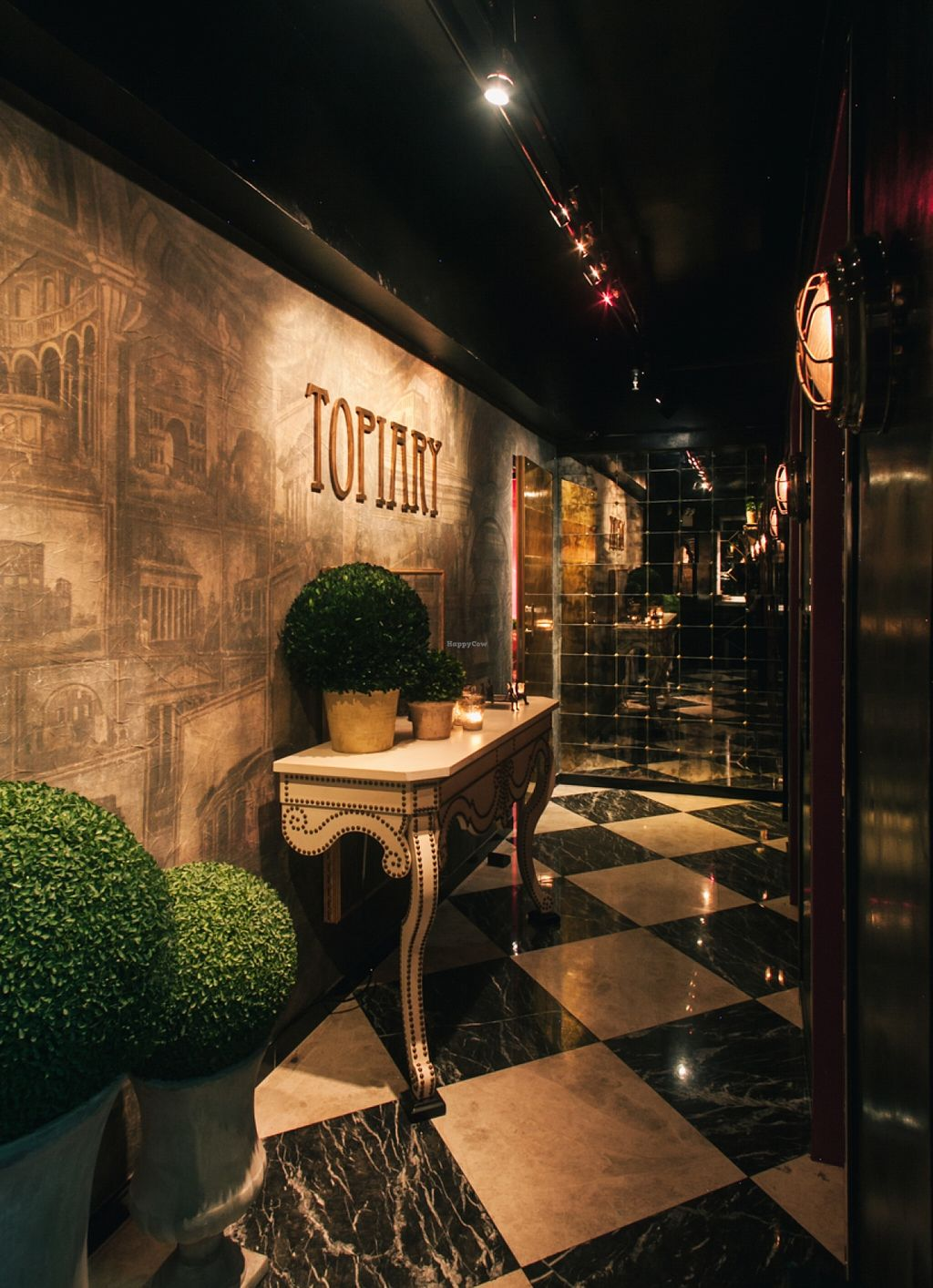 """Photo of Topiary  by <a href=""""/members/profile/Stevie"""">Stevie</a> <br/>Corridor <br/> October 6, 2015  - <a href='/contact/abuse/image/64223/120459'>Report</a>"""