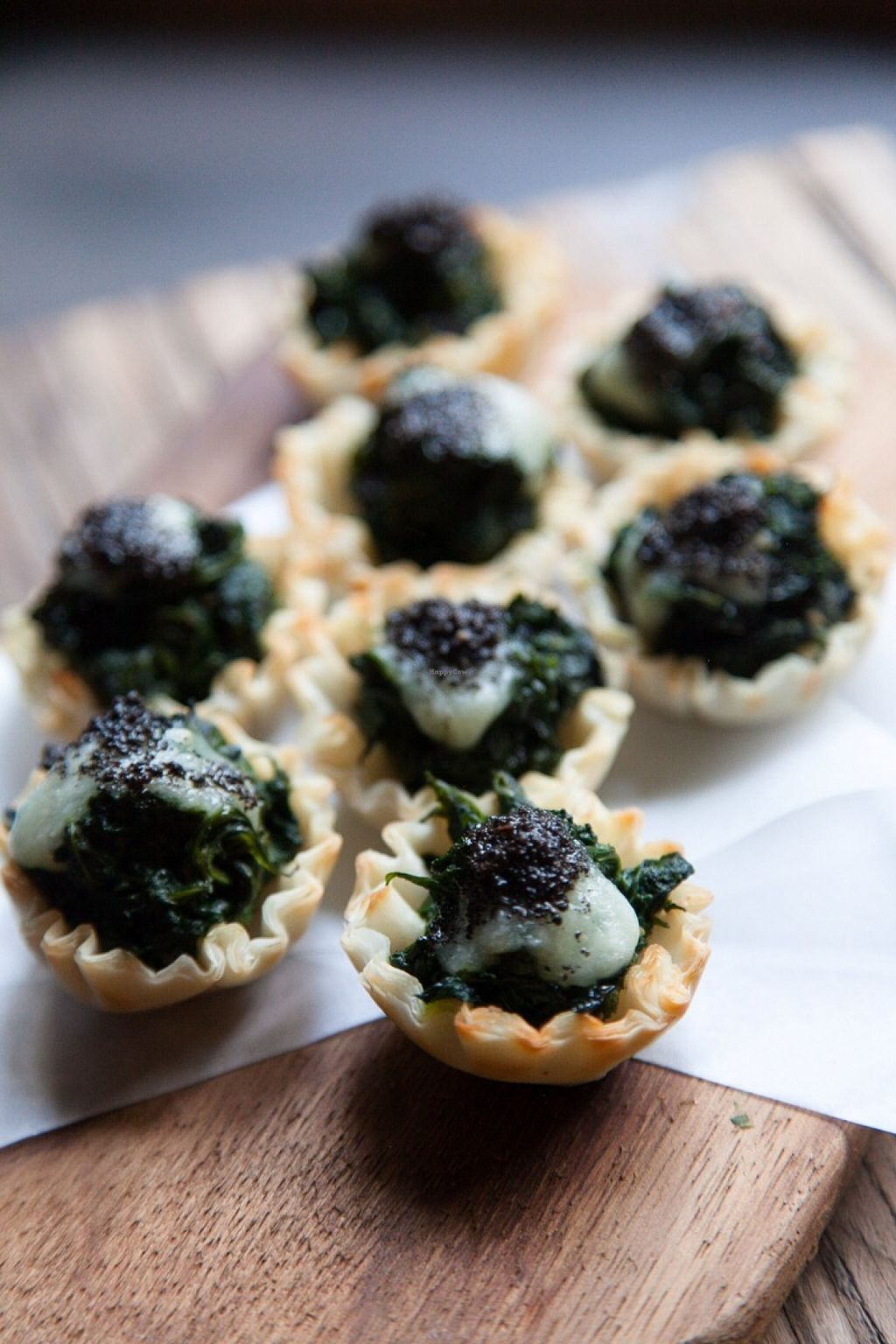 """Photo of Topiary  by <a href=""""/members/profile/ellenhyh"""">ellenhyh</a> <br/>Filo Tart with Truffle  <br/> November 17, 2015  - <a href='/contact/abuse/image/64223/125228'>Report</a>"""
