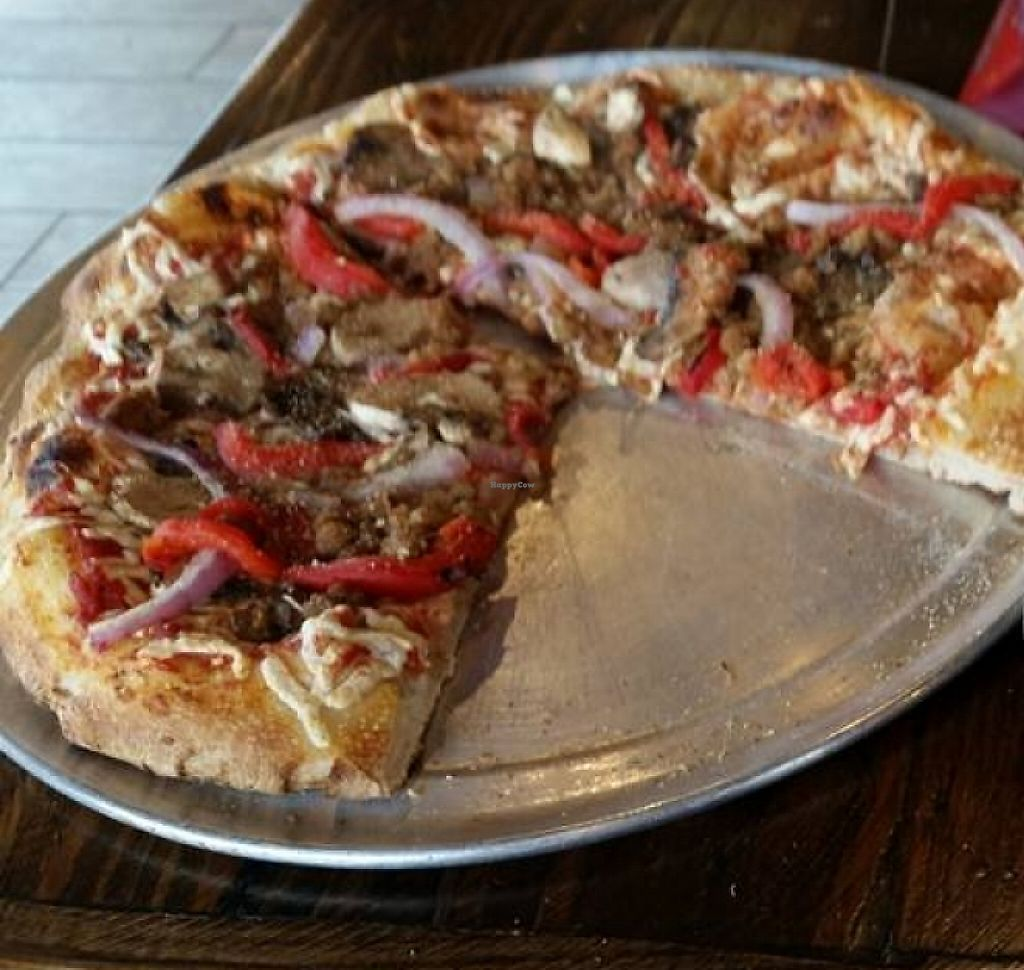 "Photo of Piaza Fresh  by <a href=""/members/profile/shmoozinsusan"">shmoozinsusan</a> <br/>Rosemary Garlic Crust