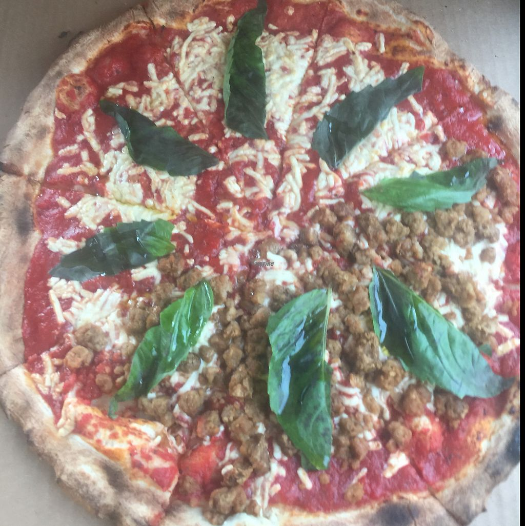 "Photo of Piaza Fresh  by <a href=""/members/profile/KimmyMosc"">KimmyMosc</a> <br/>Vegan Pizza <br/> December 31, 2016  - <a href='/contact/abuse/image/64237/206584'>Report</a>"