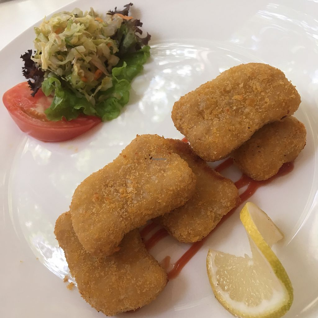 """Photo of Cloud Kitchen  by <a href=""""/members/profile/SuBravo"""">SuBravo</a> <br/>chicken nuggets <br/> July 11, 2017  - <a href='/contact/abuse/image/64283/279041'>Report</a>"""