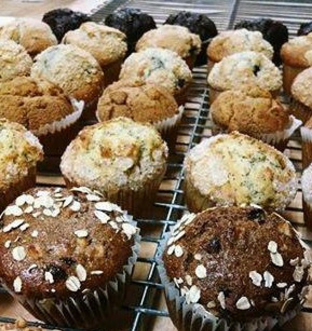"""Photo of Larsen Bakery  by <a href=""""/members/profile/community"""">community</a> <br/>muffins  <br/> October 17, 2015  - <a href='/contact/abuse/image/64304/121614'>Report</a>"""