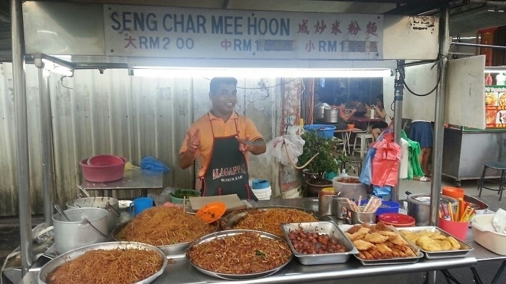 "Photo of Da Fei Char Mee Hoon  by <a href=""/members/profile/KarinS"">KarinS</a> <br/>The stall <br/> December 21, 2016  - <a href='/contact/abuse/image/64306/203513'>Report</a>"